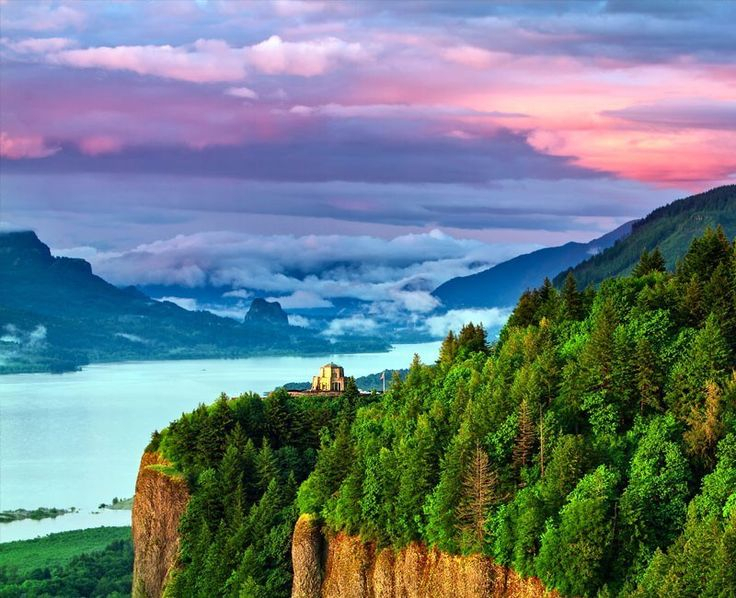10 Best Places To Visit In Oregon With Images  Cool