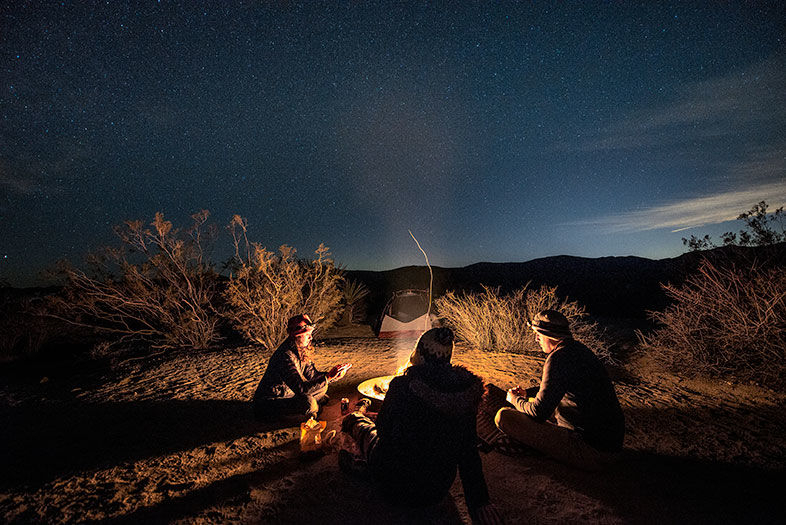 16 Great Places To Go Camping In Southern California And
