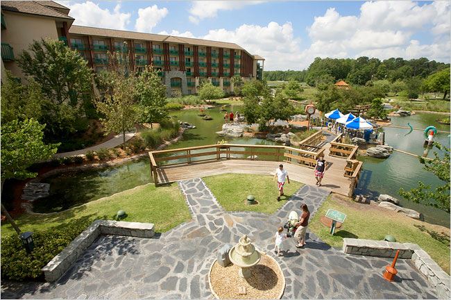 A Disney Resort For The Military Shades Of Green  The