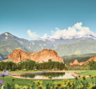 A Healthy Outlook At The Garden Of The Gods Resort