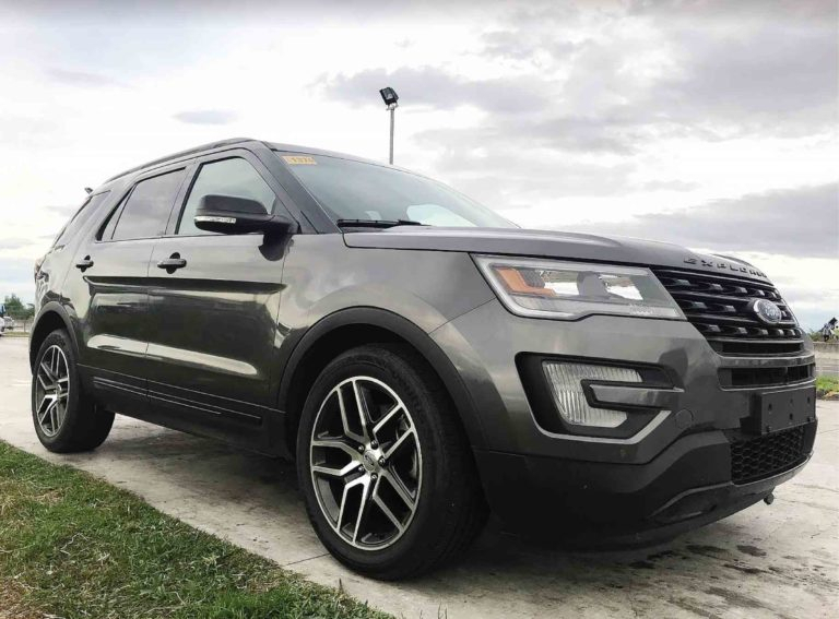 A Quick Weekend Getaway With The Ford Explorer Sport