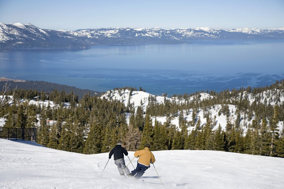 Best Lake Tahoe Ski Resorts  For Your Skiing Style