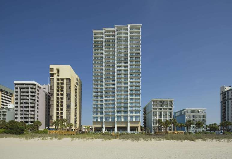 Book Ocean 22Hilton Grand Vacations In Myrtle Beach