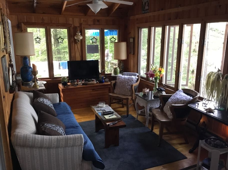 Check Out This Awesome Listing On Airbnb Cozy Maine
