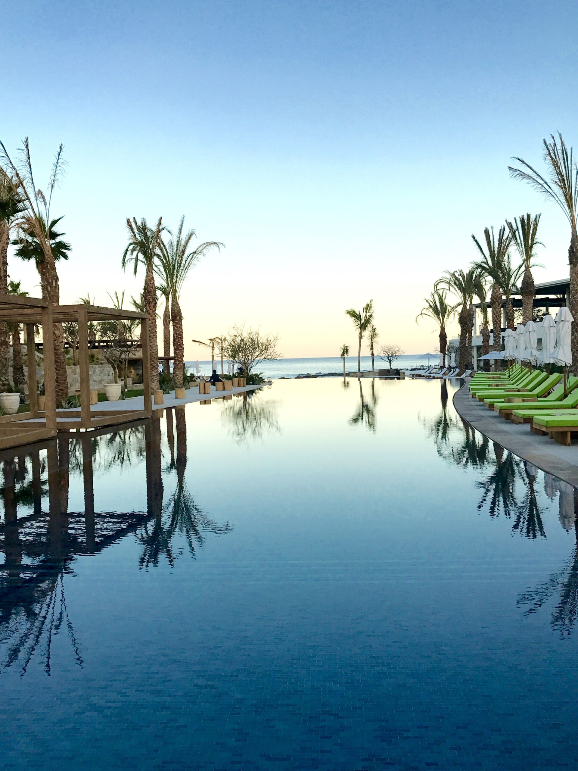 Chilling At Chileno Bay With Images  Cabo Resorts