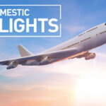 Discount Domestic Flights  For Cheap Travel  Stay