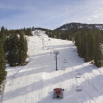 Flipboard Brighton Ski Resort Officially Opens Two Lifts