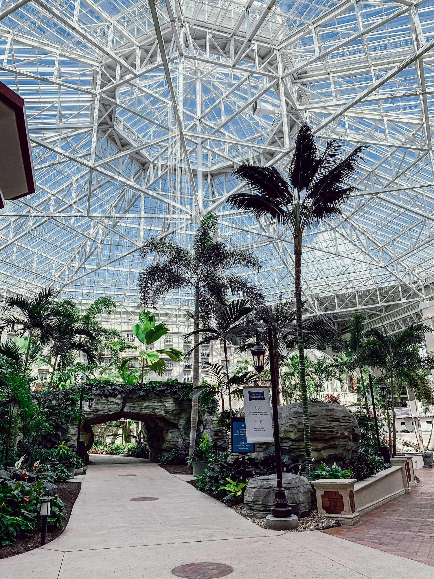 Gaylord Palms Hotel Review Orlando Family Travel  Ashley