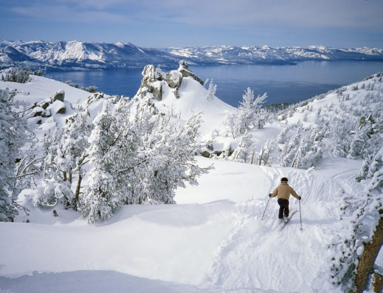 Guided Backcountry Skiing In Lake Tahoe Ca  57Hours