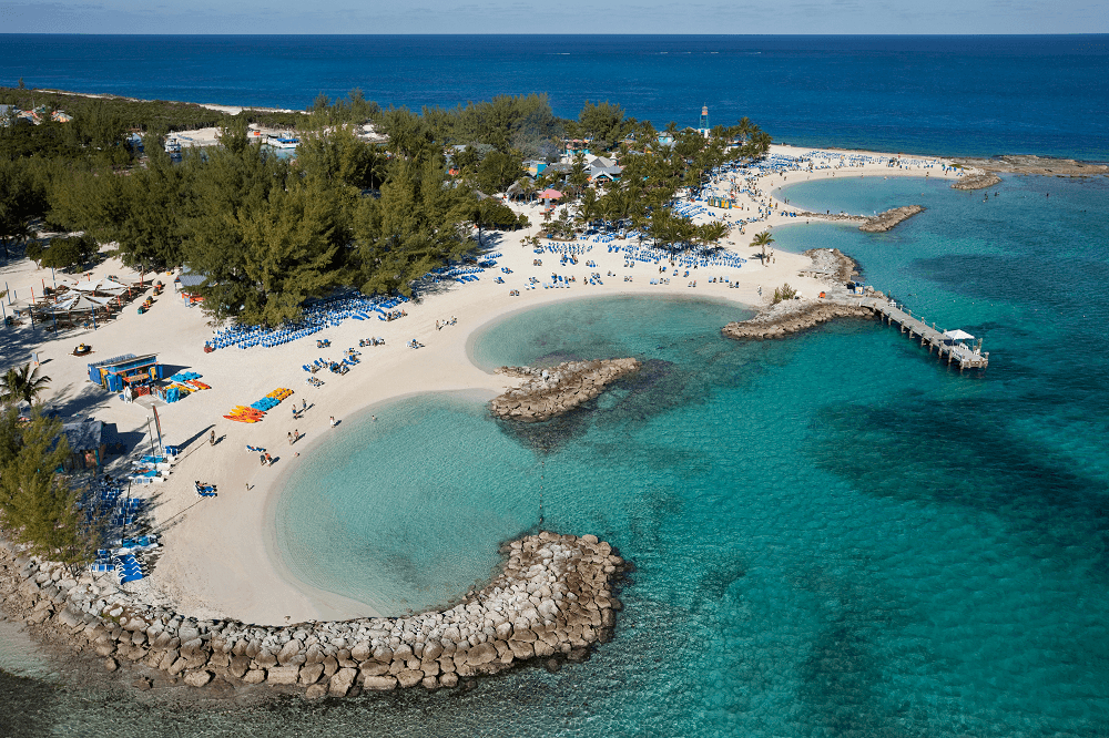 Have The Perfect Day At Royal Caribbean'S New Coco Cay