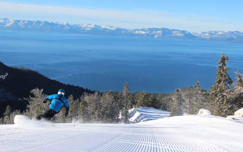 Hidden Gems Lake Tahoe Ski Resorts With A Chill Pace