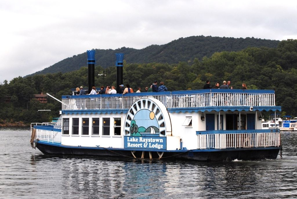 Lake Raystown Resort Is Like No Other Houseboat