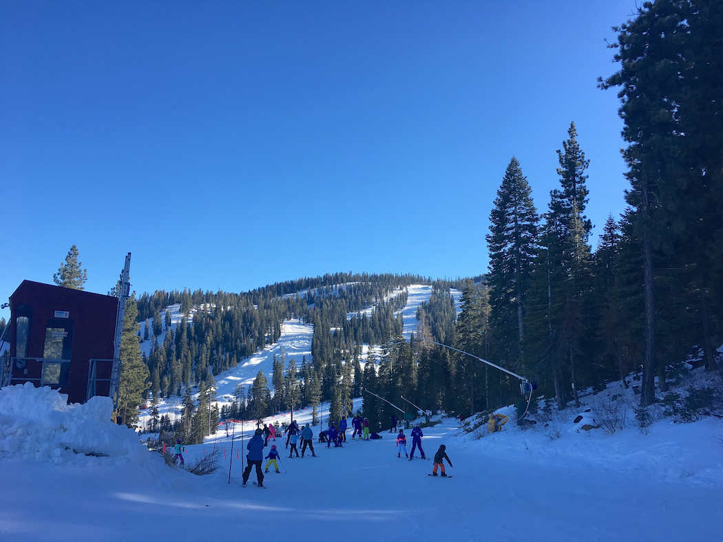 Learn With The Best At Northstar Ski Resort Lake Tahoe