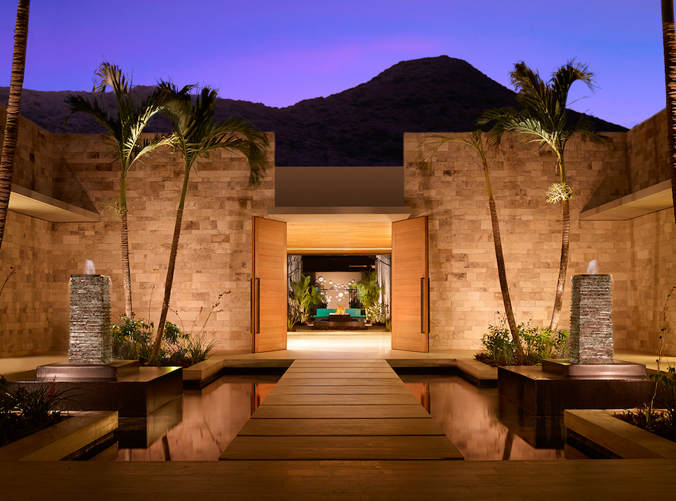 Montage Los Cabos  Insiders Guide To Spas