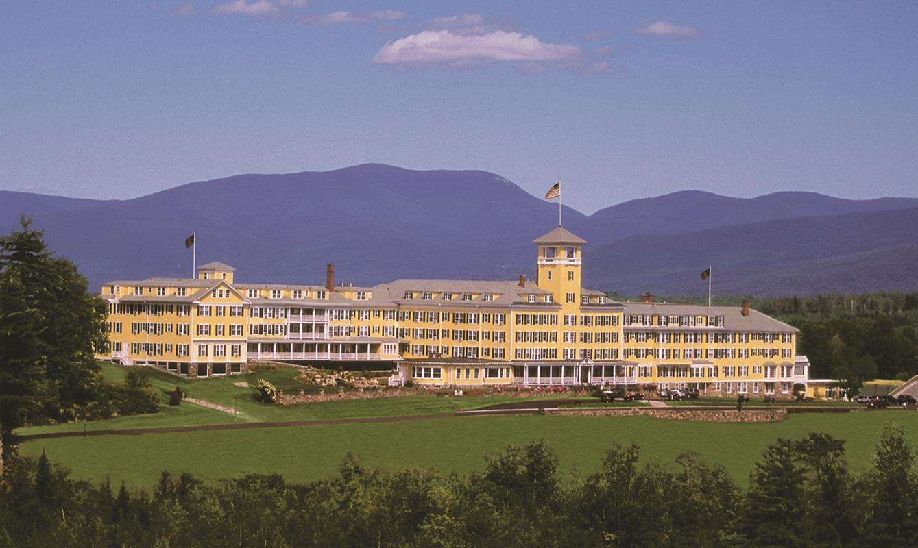 Mountain View Grand Resort  Spa Whitefield Nh  See