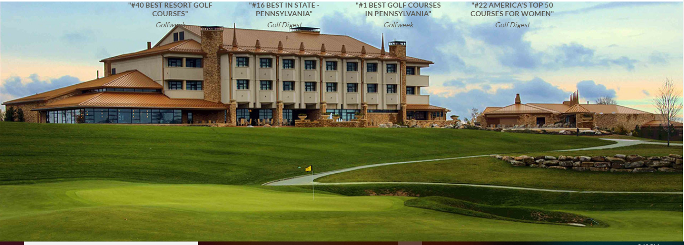 On The Road With Rob Duca Nemacolin Woodlands Resort