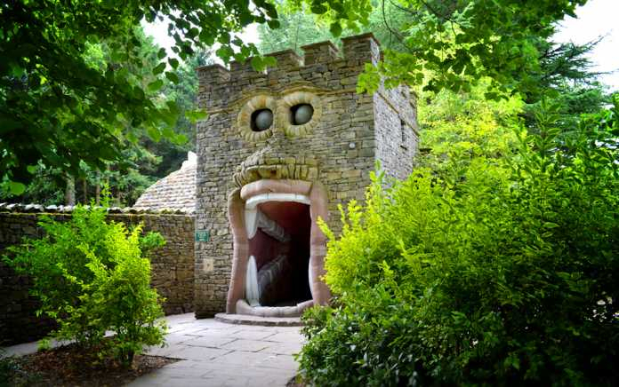 Quirky And Cool 20 Unusual Places To Visit In The Uk