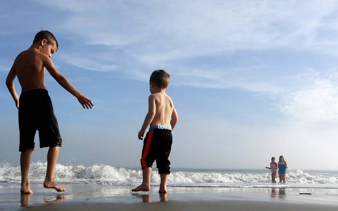 Recordwarm December In Myrtle Beach Area Continues But