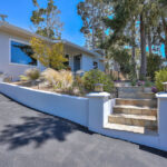 Remodeled Ocean View Pebble Beach Home For Sale