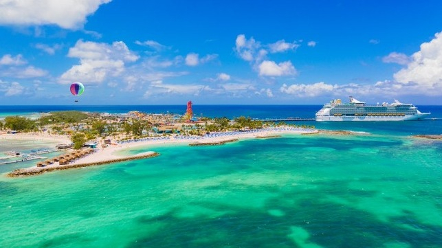 Royal Caribbean Opens Revamped Private Island At Cococay