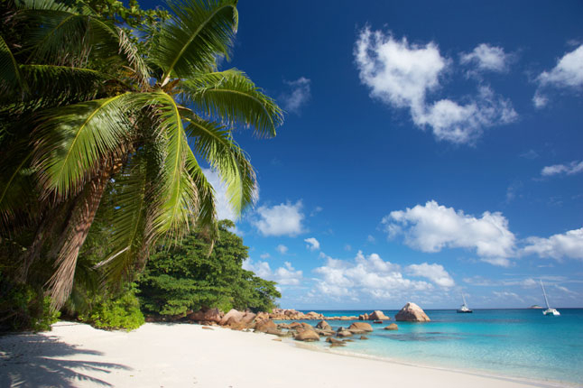 The 6 Most Beautiful Tropical Island Vacation Destinations