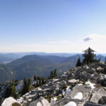 The Granite Mountain Lookout  Jeff Conlin  Flickr