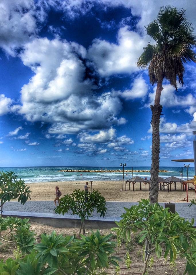 The Hottest Winter Beaches In Israel