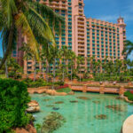 The Iconic Royal Towers At Atlantis Paradise Island Is One