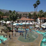 View From Top Of Slides  Picture Of Omni Rancho Las