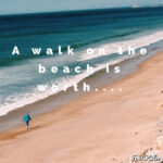 Walk On The Beach Westerly Rhode Island The Pleasant View