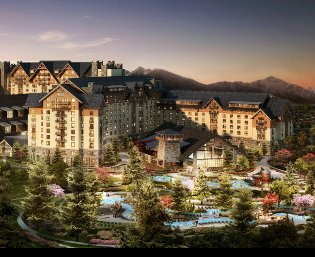 1 Million Rooms Already Booked At The Gaylord Rockies Resort