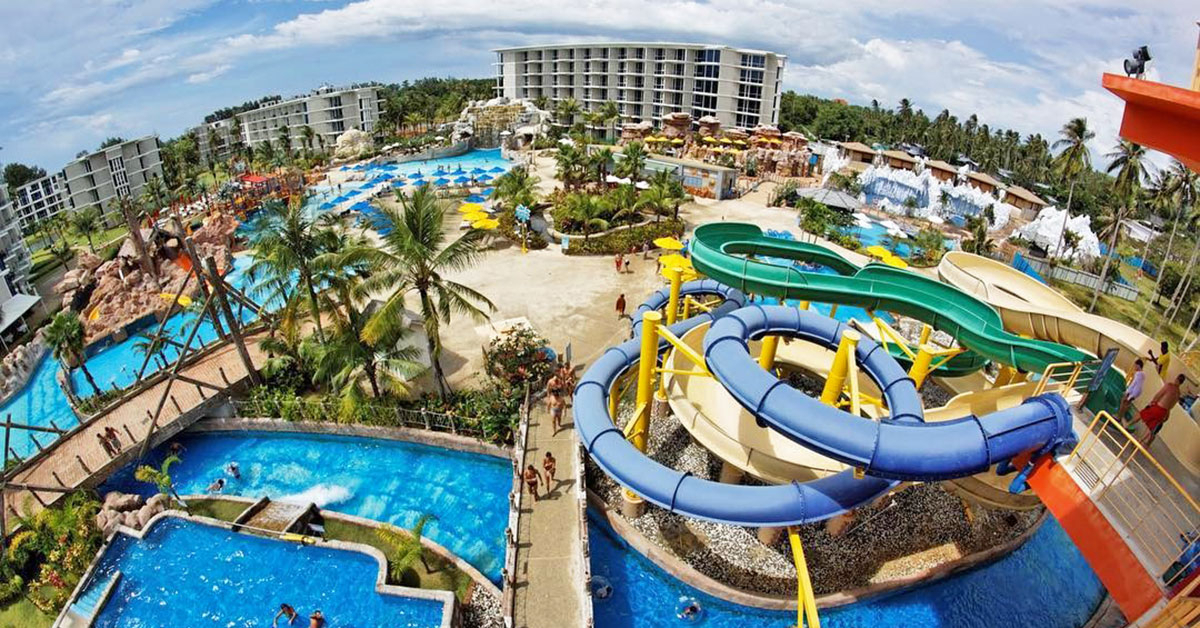 10 Family Resorts In Phuket That Are Actually Waterpark