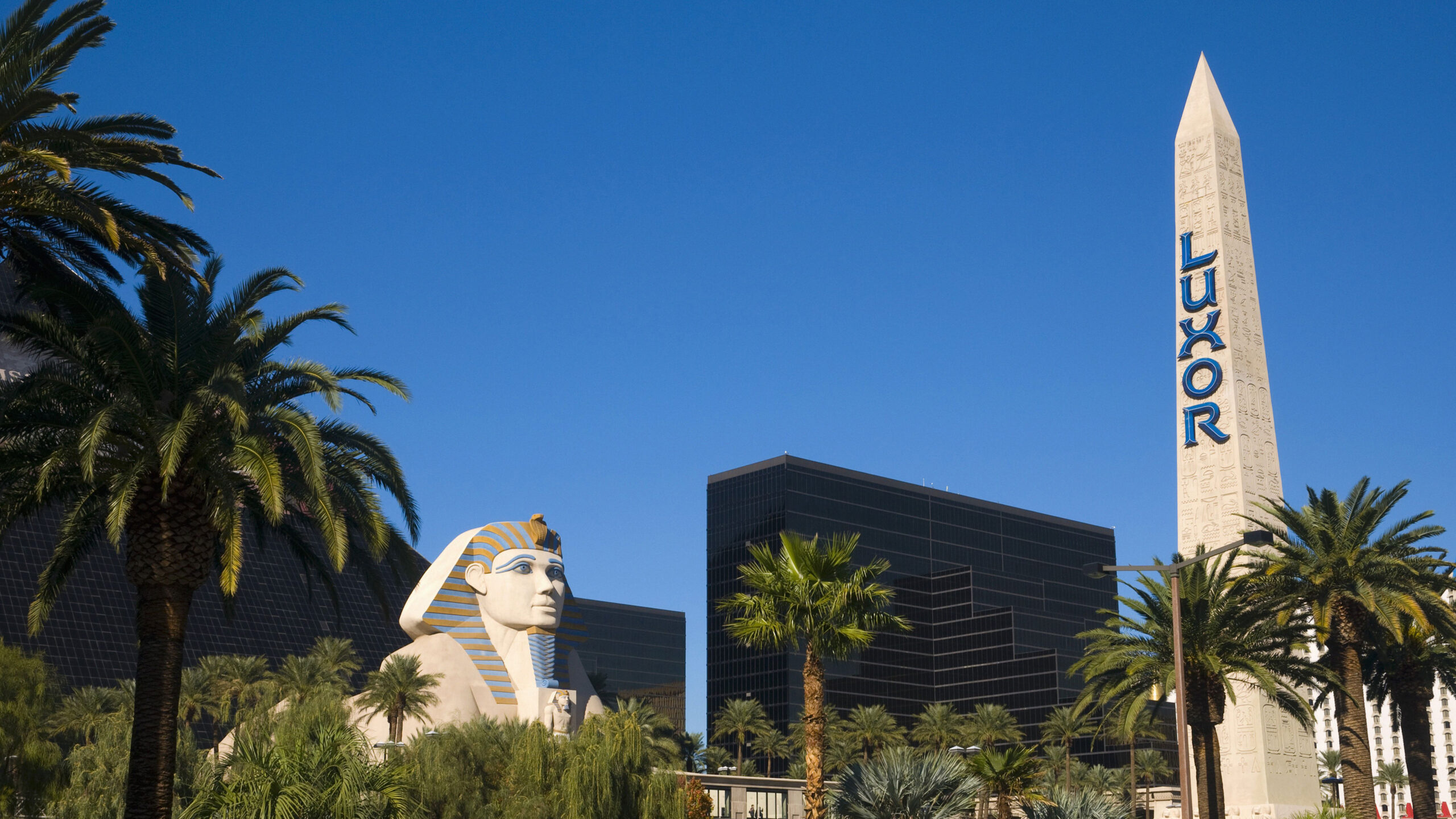 10 Things You Didn'T Know About Las Vegas'S Luxor Hotel