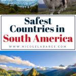 12 Safest Countries In South America  South America