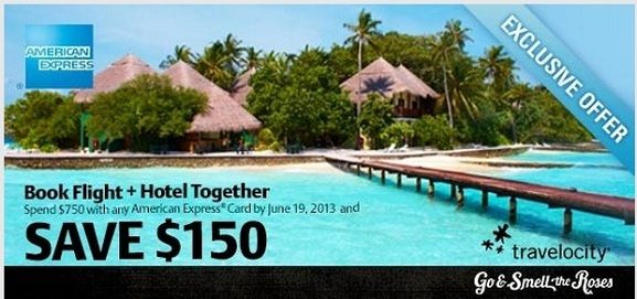 150 Off An Air/Hotel Package From Travelocity  View From