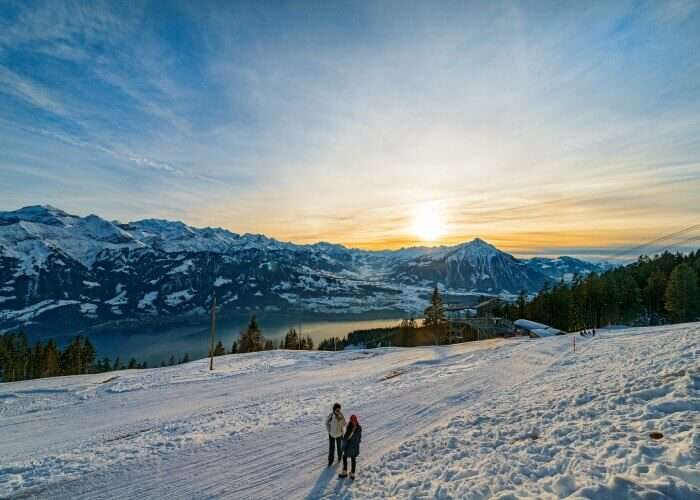 18 Places To Visit In Switzerland In Winter 2021 Tourist