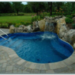 27 Best Small Inground Pool Ideas In 2019  Small Pool