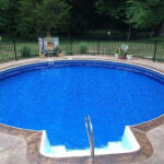 30 Awesome Small Round Inground Pools Designs For
