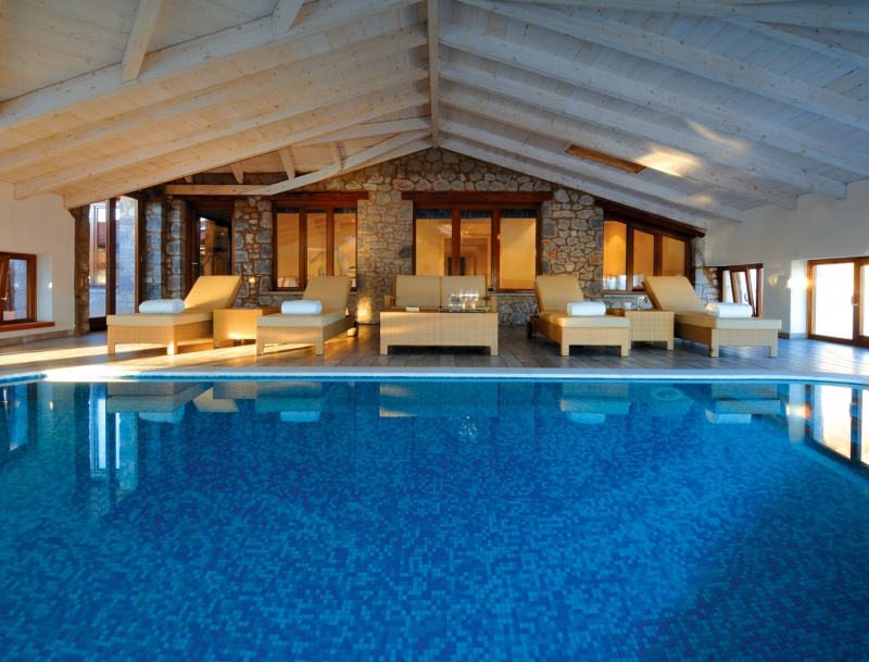 4 Mountain Boutique Hotels With Indoor Heated Pools In
