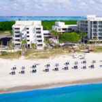 A Chic Beach Stay Lush Gardens And The Spoils Of The