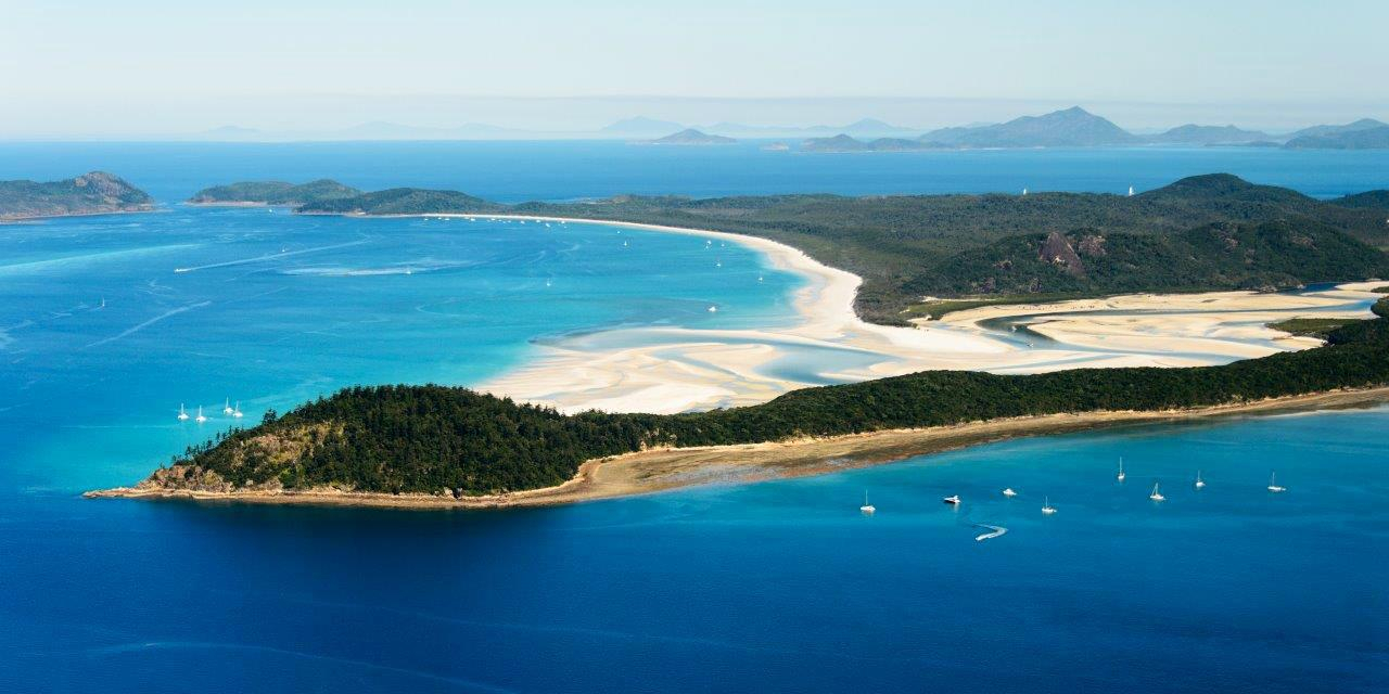 A Guide To Ecotourism In The Whitsundays  Australian
