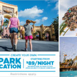 Aaa Create Your Own Vacation Package  Universal Parks