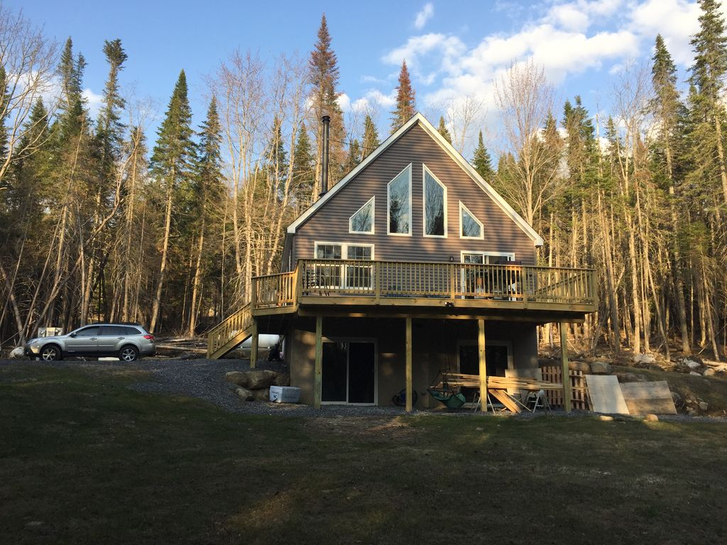 Beautiful Secluded Adirondack Cabin Just Ou  Vrbo