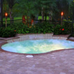 Best 25 Beautiful Small Outdoor Inground Pools In 2020