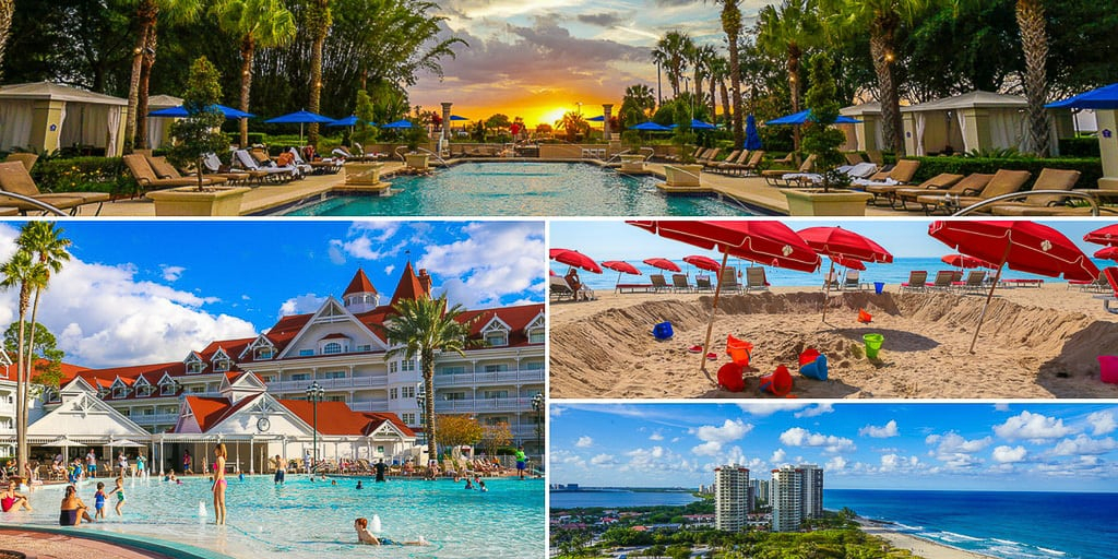 Best Family Resorts In Florida With The Best Pools