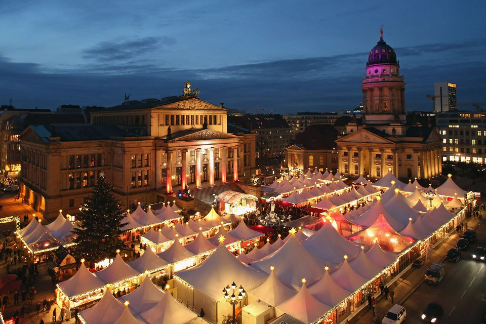 Best Places To Spend Christmas In Germany