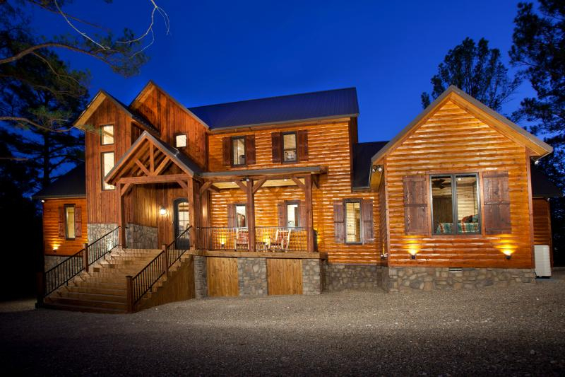 Call It A Day Luxury Cabin New Spacious Luxury Updated