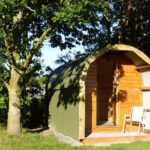 Camping Pods In Snowdonia