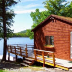 Cozy Moose Lakeside Cabin Rentals  Forks Area Maine