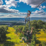 Cross Off Ziplining With A View From Your Bucket List When